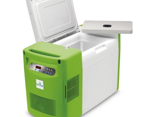 tragbare Tiefkühlbox für Impfstoffe